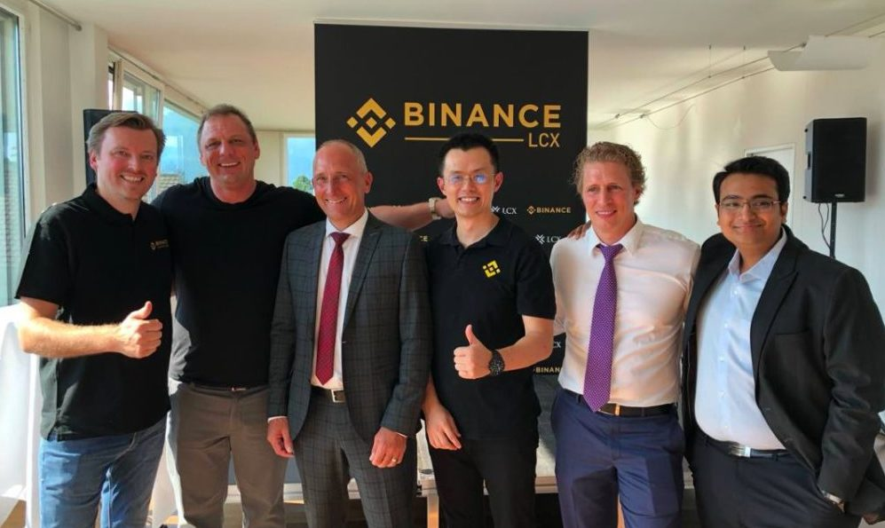 INTERVIEW WITH MATTHIAS NIEDERMUELLER, LAWYER OF LCX / BINANCE IN PRINCIPALITY OF LIECHTENSTEIN